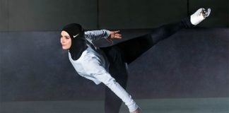 NIKE, Pro Hijab, Nike Hijab, Female Muslim Athletes, Female Athletes, Muslim Athletes, sports news